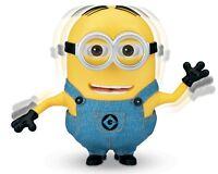 Minions Collector Edition DAVE Sound FX sprechende XL Minion Figur