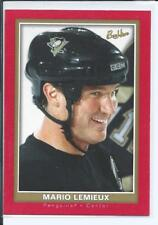 Mario Lemieux  05/06 Bee Hive  #71  Red parallel  SP