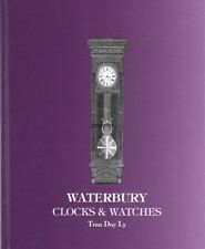 New WATERBURY CLOCKS & WATCHES Vol 1 by Tran Duy Ly w 2013 Price Booklet