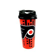 Philadelphia Flyers 16-Ounce Plastic Roadster Travel Mug