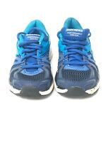 Skechers Youth Boy's REFUSE DREGS Shoes Blue #95707L BLNV Size 10.5