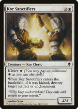 Magic MTG Tradingcard Zendikar 2009 Kor Sanctifiers 22/249