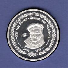 Silver Medal Germany Manfred von Richthofen 1914-1918  Red Baron