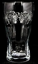 """Coca Cola Glas / Gläser """"das echte""""Relief klar 0,15l"""