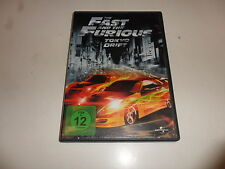DVD   The Fast and the Furious Tokyo rift