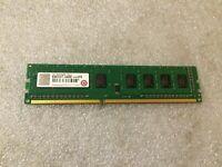 Memoria DDR3 Transcend 2GB PC3-10600 1333MHz CL9 240-Pin
