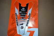 ONE INDUSTRIES REAR FENDER GRAPHICS  KTM  85 SX SX85 85SX #090