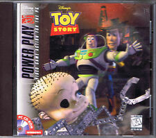 Disney's Toy Story: Power Play (PC, 2001, Disney Interactive)