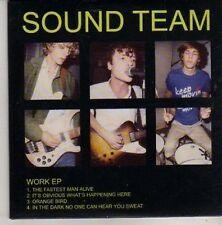 (CN371) Sound Team, Work EP - 2006 DJ CD