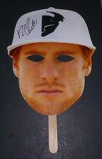 RYAN VILLOPOTO SIGNED FACE MASK w/ EXACT PROOF! SUPERCROSS CHAMPION THOR MONSTER