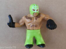 WWE Rumblers REY MYSTERIO Green Fluo Outfit LOOSE