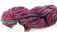 Noro Odori #17 Pink Green & Purple Tones 100g Silk Angora Wool Mohair