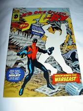 1963: niemand entgeht der Fury # 2 von Alan Moore, Bissette & Gibbons. Bild, 1993