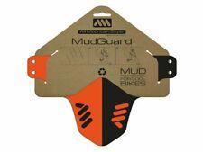 All Mountain Style AMS Mud Guard Mud Protection Orange/Black