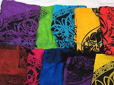 10 sarongs Tapestry Wicca Pagan Celtic summer clothing wholesale sarung dress