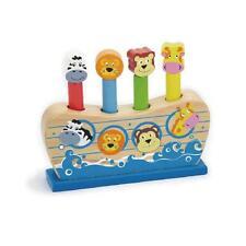 Viga Wooden Pop Up Noah's Ark