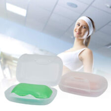 AM_ Soap Dish Case Dispenser Holder Box Container Travel Camping Carry Bathroom