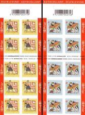 Belgique**VACANCES-2 Carnets 75+76-Cerf-volant-Kayak  2007
