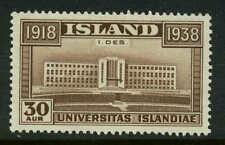 Iceland  Scott #210 Facit #238 Mint