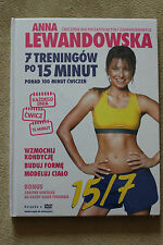 Anna Lewandowska - ćwiczenia dla początkujących i zaawansowanych (DVD) NOWOŚĆ