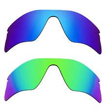 Polarized Replacement Lenses for Oakley Radar Range Sunglasses Anti-Scratch