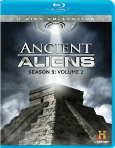 Ancient Aliens: Season 5 Volume 2 [New Blu-ray] 3 Pack, Ac-3/Dolby Dig