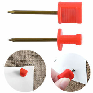 Archery Target Pins Paper Nails Fix Straw Paper Face Arrows Bow Shooting Outdoor