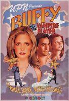 """Buffy the Vampire Slayer"" 1997 Poster Print A0-A1-A2-A3-A4-A5-A6-MAXI 474"