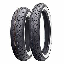 Maxxis M6011 Classic|Cafe Racer 150/80/16 71H Whitewall Rear Motorcycle Tyre