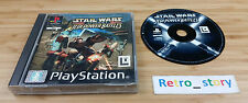 Sony Playstation PS1 Star Wars Episode I : Jedi Power Battles PAL