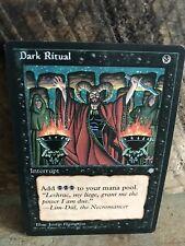 MTG NM Ice Age Expansion , Dark Ritual