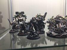 Pro-Pintado Imperial puños Horus Heresy/30k Legión Warhammer army