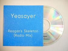 YEASAYER : REAGAN'S SKELETON ( RADIO MIX ) ♦ CD SINGLE PORT GRATUIT ♦