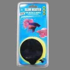 Hydor 7.5w Slim Heater for Bettas and Bowls
