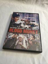 Blood Money (DVD, 2017)