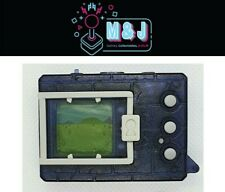 BanDai Digimon 1997 Transparent Blue With Grey Tested -(Aussie Seller)