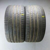 2x Continental ContiSportContact 5P R01 285/30 R21 100Y 0715 5 mm Sommerreifen