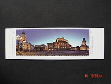 BRD 2987-2988** skl. aus Folienblatt 26 - Panorama-Berlin-Gendarmenmart