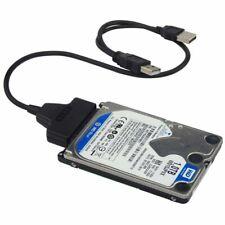 """Cable usb a SATA 2.5 disco duro externo HDD SSD Adaptador Conversor"""""""