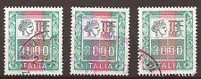 1978-9 ALTI VALORI L. 3000 n° 1440 USATO E PERFETTO