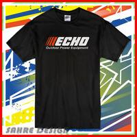 ECHO Outdoor Power Equipment Logo T-shirt
