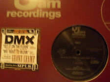 "DMX ""Get It On The Floor"" & ""We Bout To Blow"" Feat. Big Stan Swizz Beatz Vinyl"
