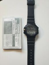 Casio Tri Graph TGW-10 🟢 rar, vintage watch dbw,gmw,dgw,dbc,cgw