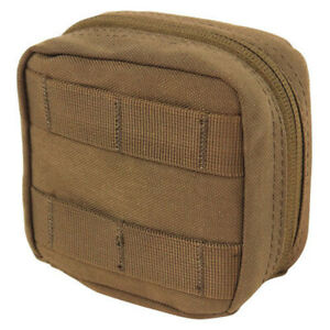 Condor 4X4 Utility Pouch - Coyote - MA77-498 MOLLE PALS