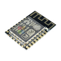 ESP8266 Remote Serial Port WIFI Transceiver Wireless Module 2.4G Esp-12F AP+STA