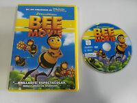 BEE MOVIE DVD + EXTRAS DREAMWORKS CASTELLANO ENGLISH EDICION ESPAÑOLA