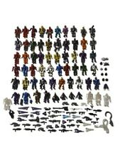 Mega Bloks Halo Lot Figures Weapons Accessories