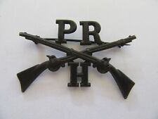 Rare Puerto Rico Regiment of Infantry H (company) Officer's Insignia