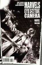 Marvels: Eye Of The Camera (2009) #3 Cover B (Black and White Variant)