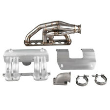 CXRacing Exhaust Intake Manifold For Land Rover Defender 90 110 2.5L Turbo